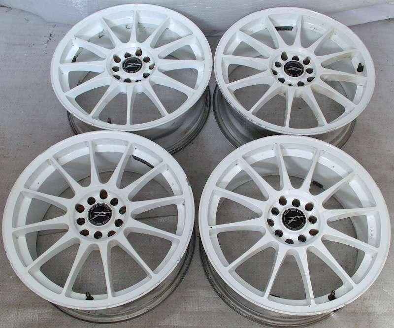 F? alloy wheels 17 7J 5x100 5x114 Celica Legacy Impreza Audi VW