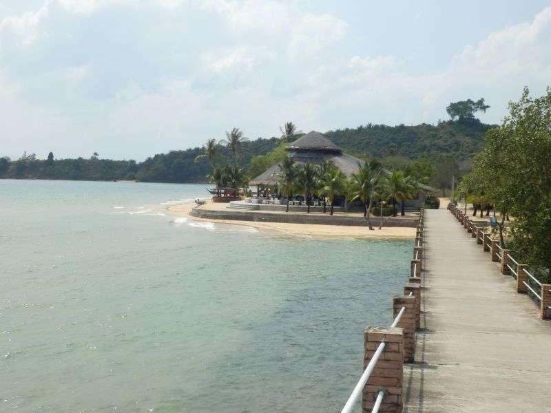 Aow-Leam-Hin auf Koh Phayam