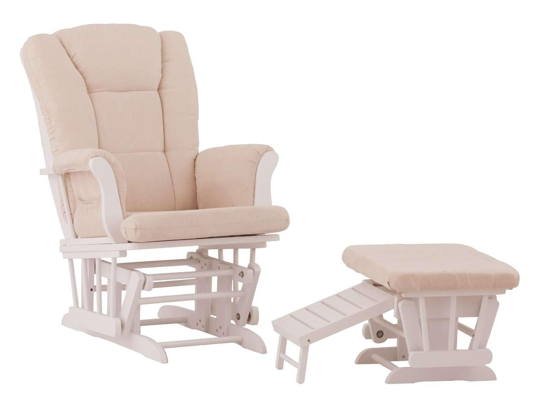 Sillon silla mecedora con descansa pies status veneto fn4 - Silla mecedora de lactancia ...