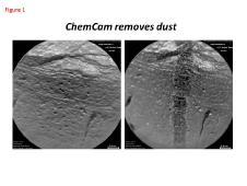 This pair of images taken a few minutes<br /> apart show how laser firing by NASA&#39;s<br /> Mars rover Curiosity removes dust from<br /> the surface of a rock.<br /> Image credit: NASA/JPL-Caltech/LANL/CNES<br /> /IRAP/LPGNantes/CNRS/IAS<br /> <a href='http://www.nasa.gov/mission_pages/msl/multimedia/pia16819.html' class='bbc_url' title='External link' rel='nofollow external'>� Full image and caption</a><br /> <a href='http://www.nasa.gov/mission_pages/msl/multimedia/gallery-indexEvents.html' class='bbc_url' title='External link' rel='nofollow external'>� Curiosity gallery</a>