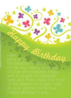 Birthday Card 4