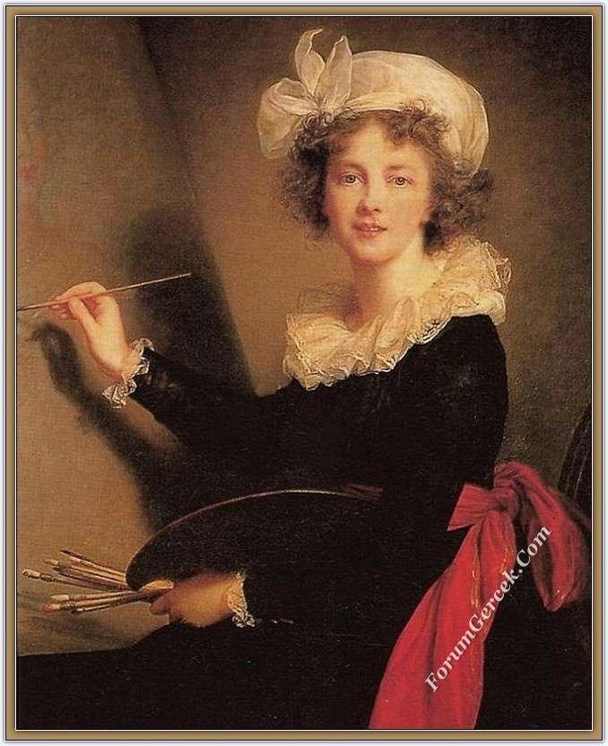 Marie louise elisabeth vigee lebrun le brun 1755 1842 frans z