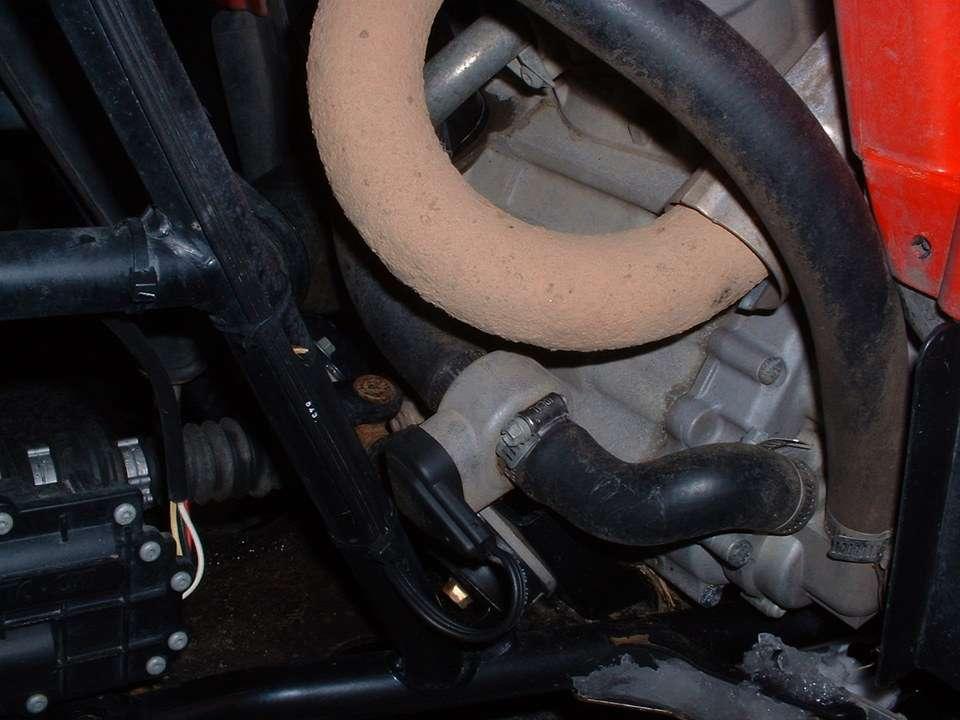 Anybody Put A Heater In Their Diesel 700 Arcticchat Com