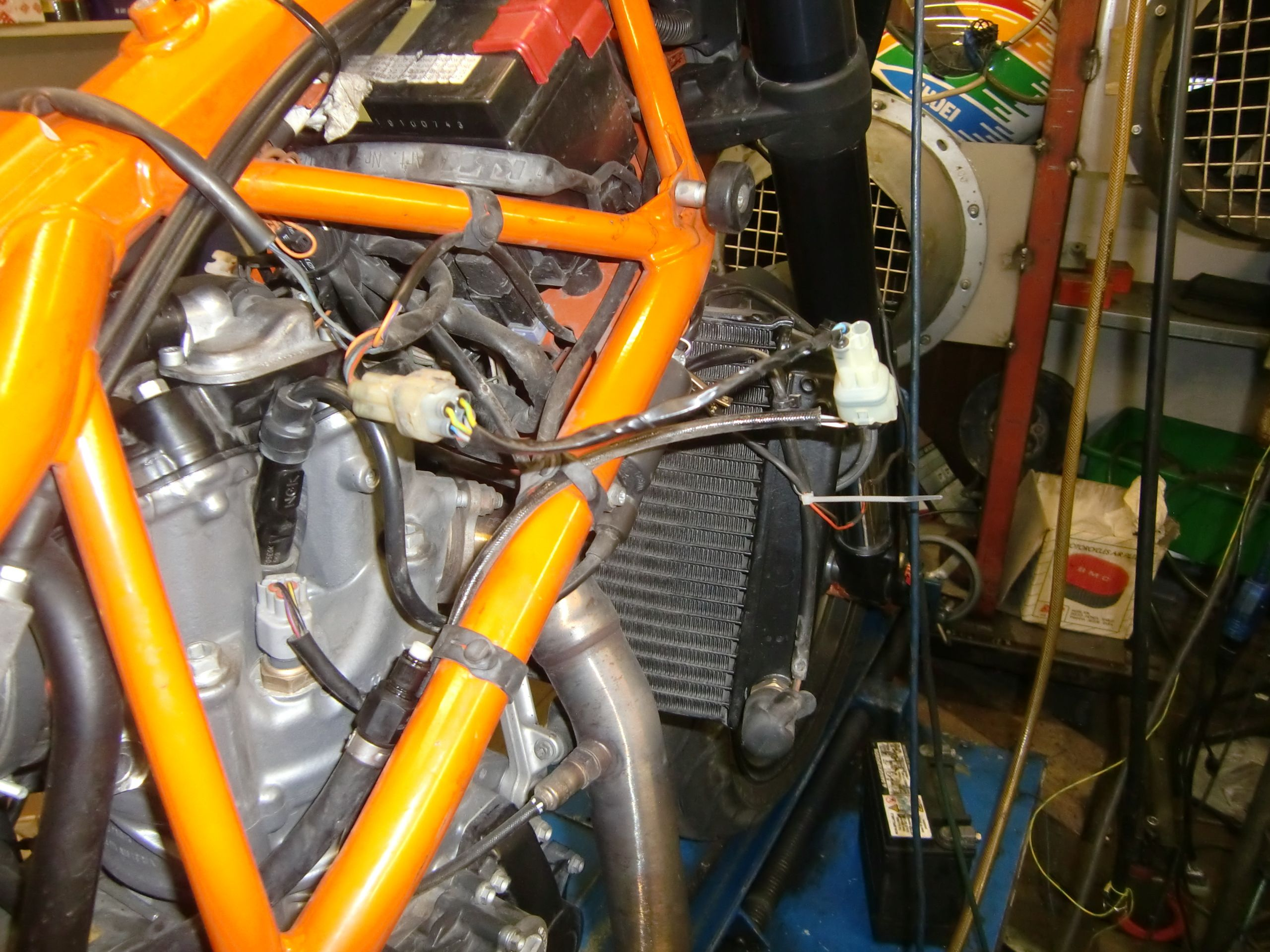 Ktm Superduke Air Airbox Mod