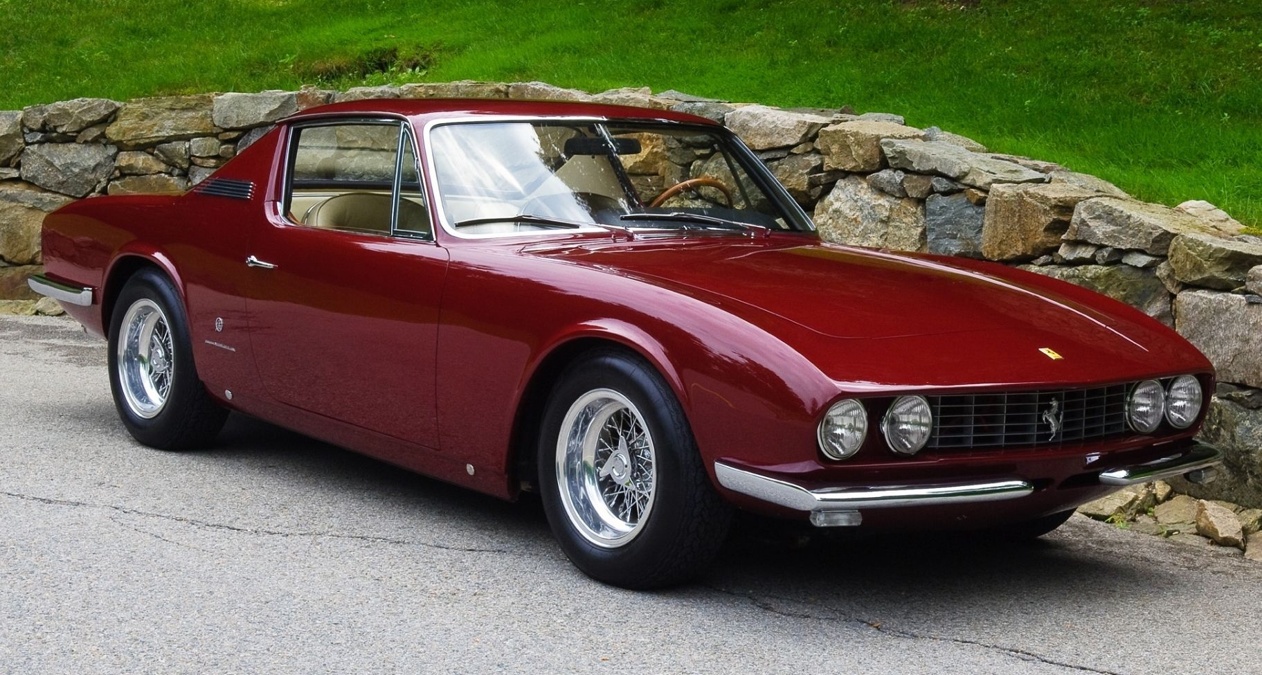 Ferrari 330 Gt Michelotti Coupe Only Cars And Cars