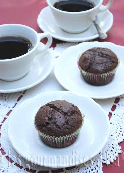 Muffins au yogourt et au chocolat blogs de cuisine - Plat cuisine a congeler ...