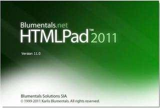 Blumentals HTMLPad 2011 v11.2.2.131