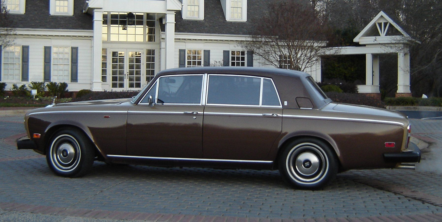 Rolls Royce Silver Wraith Ii Only Cars And Cars